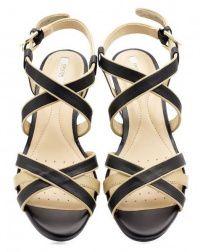 Сандалии женские Geox XW2492 размерная сетка обуви, 2017