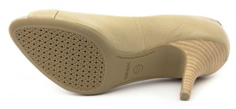 Geox Туфли  модель XW2499, фото, intertop