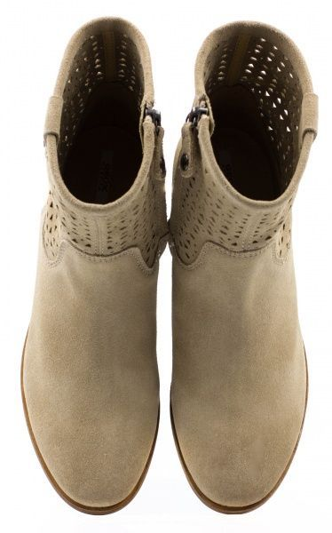 Ботинки женские Geox XW2505 брендовые, 2017