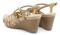 Босоножки женские Geox XW2516 размерная сетка обуви, 2017