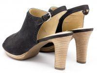 Босоножки женские Geox XW2528 размерная сетка обуви, 2017