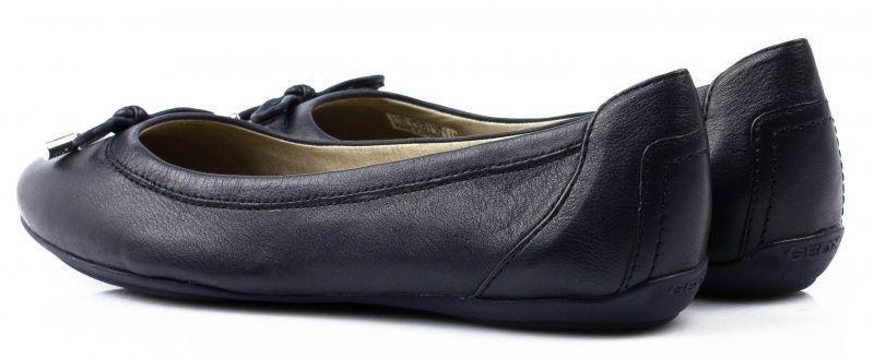 Балетки женские Geox D CHARLENE A - SMO.LEA XW2546 брендовая обувь, 2017