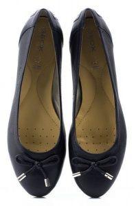 Балетки женские Geox D CHARLENE A - SMO.LEA XW2546 модная обувь, 2017