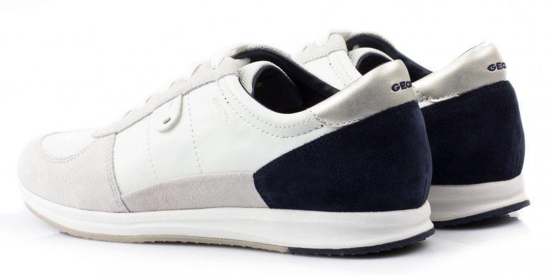 Geox Кроссовки  модель XW2570 размерная сетка обуви, 2017