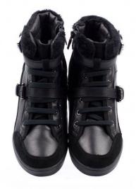 Черевики  для жінок Geox ELENI D5467D-04322-C9999 брендове взуття, 2017