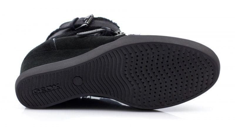 Черевики  для жінок Geox ELENI D5467D-04322-C9999 ціна взуття, 2017
