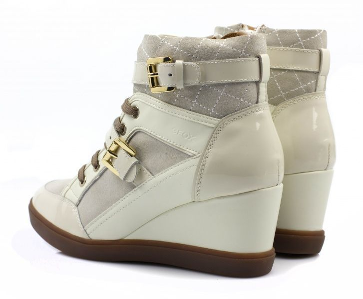 Ботинки женские Geox ELENI XW2653 цена, 2017