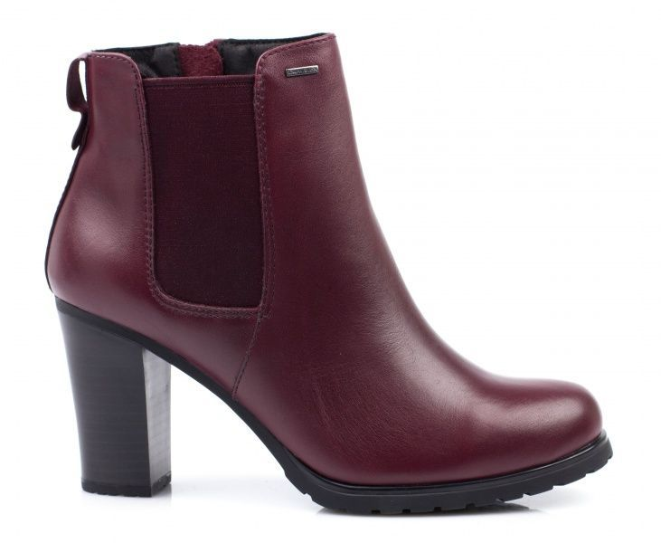 Ботинки для женщин Geox DONNA TRISH ABX XW2660 примерка, 2017