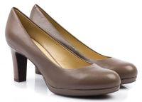 Женские туфли белые, фото, intertop