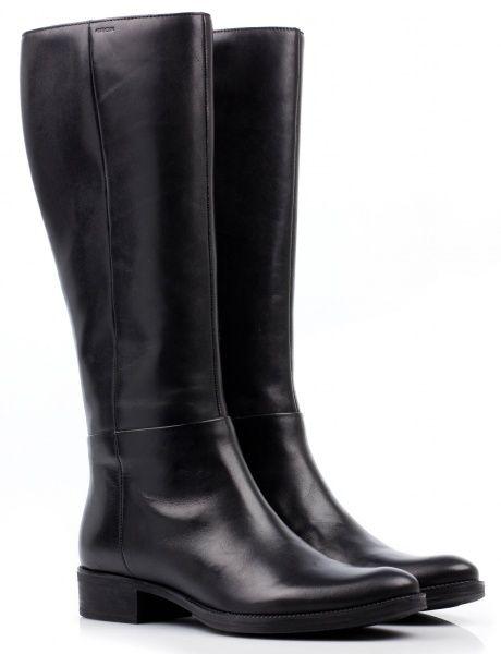 Сапоги женские Geox MENDI XW2678 размерная сетка обуви, 2017