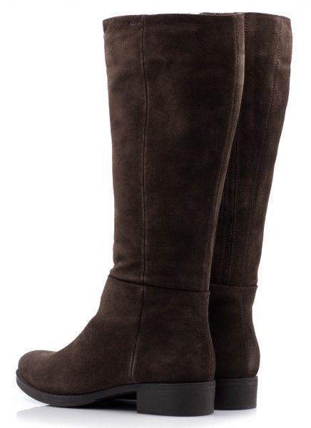 Сапоги для женщин Geox MENDI XW2680 брендовая обувь, 2017