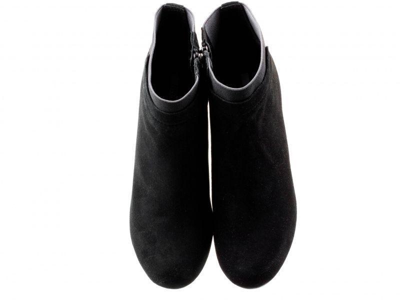 Ботинки женские Geox INSPIRATION STIV D54G9E-00021-C9999 размерная сетка обуви, 2017