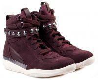 женская обувь Geox фиолетового цвета характеристики, 2017