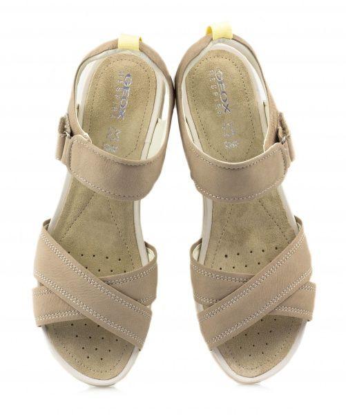 Босоножки женские Geox SUKIE XW2762 цена обуви, 2017