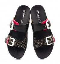 Босоніжки  для жінок Geox ZAYNA D622BD-043HH-C9373 модне взуття, 2017