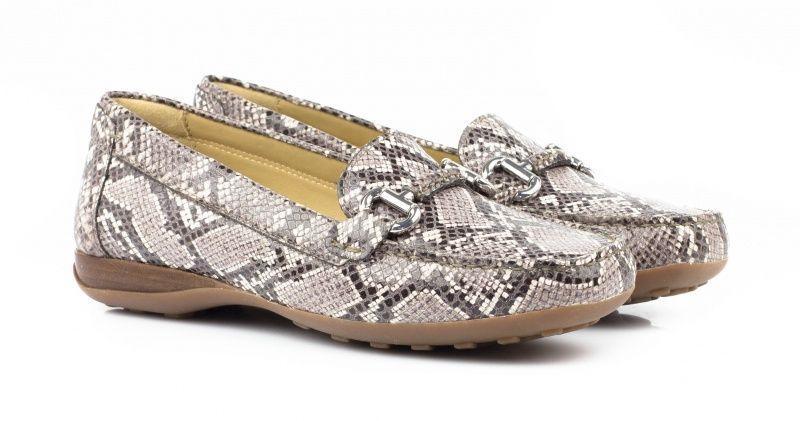 Мокасины женские Geox EURO XW2773 размерная сетка обуви, 2017