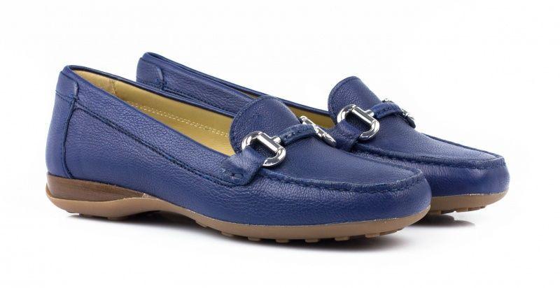 Мокасины женские Geox EURO XW2775 размерная сетка обуви, 2017