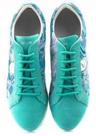 Кросівки  для жінок Geox AVERY D62H5A-0ANLT-C3003 брендове взуття, 2017