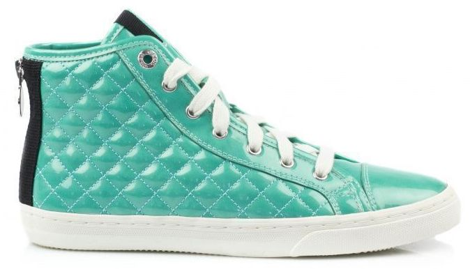 Ботинки для женщин Geox NEW CLUB XW2787 брендовая обувь, 2017