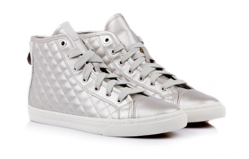 Ботинки для женщин Geox NEW CLUB XW2788 брендовая обувь, 2017