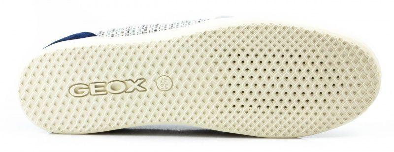Geox Cлипоны  модель XW2793, фото, intertop