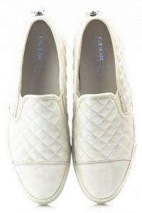 Cлипоны женские Geox NEW CLUB XW2800 брендовая обувь, 2017