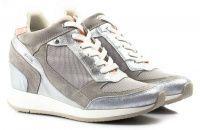 Женские ботинки серые, фото, intertop