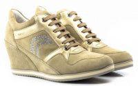 ботинки женские Geox, фото, intertop