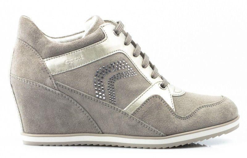 Ботинки для женщин Geox ILLUSION XW2812 цена обуви, 2017