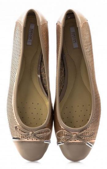 Балетки  для жінок Geox LOLA D62M4A-0KYHH-CH8H6 ціна взуття, 2017