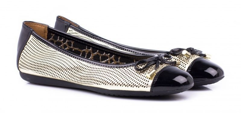 Балетки женские Geox LOLA XW2818 размерная сетка обуви, 2017