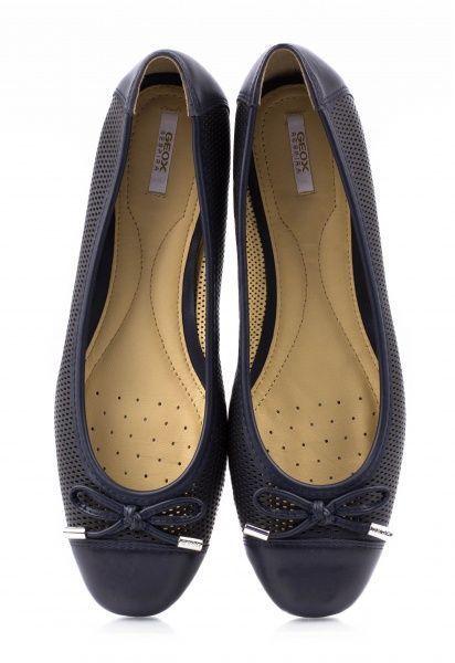 Балетки женские Geox D LOLA A - NAPPA XW2819 размеры обуви, 2017