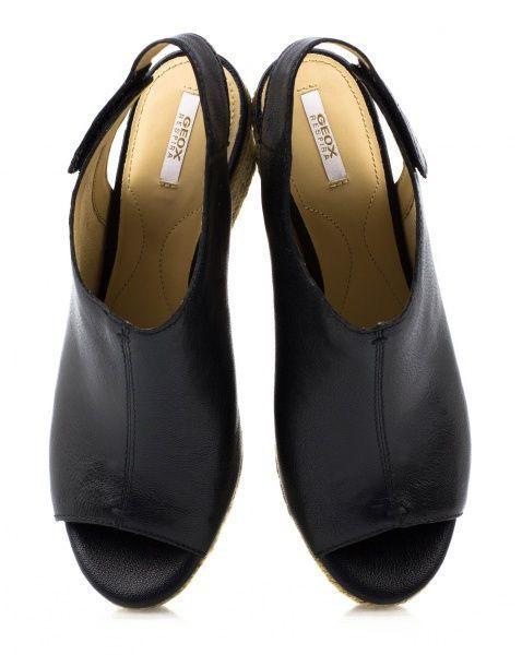 Босоножки женские Geox SOLEIL XW2822 размерная сетка обуви, 2017