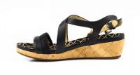 Босоніжки  для жінок Geox ABBIE D62P6C-085KY-C9999 ціна взуття, 2017