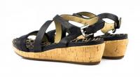 Босоніжки  для жінок Geox ABBIE D62P6C-085KY-C9999 брендове взуття, 2017