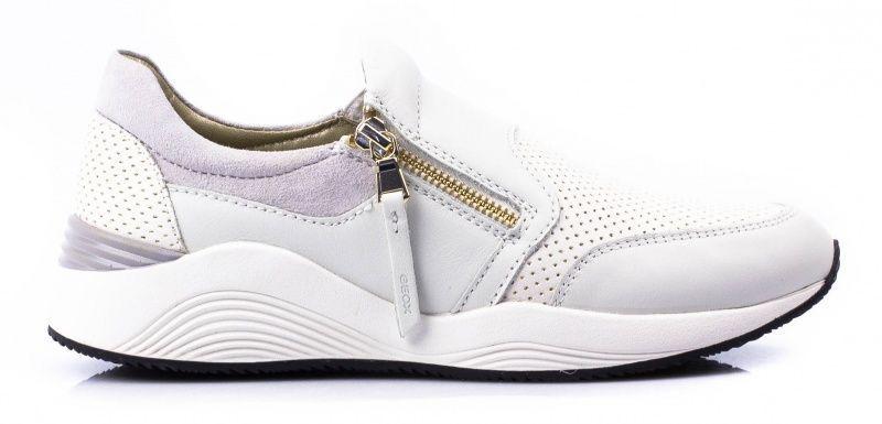 Напівчеревики  для жінок Geox D OMAYA A - NAPPA D620SA-00085-C1000 взуття бренду, 2017