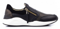 Напівчеревики  для жінок Geox D OMAYA A - NAPPA D620SA-00085-C9999 взуття бренду, 2017