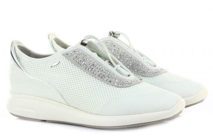 Кросівки  для жінок Geox D OPHIRA E - MESH+SYNT.PATENT. D621CE-01402-C1209 продаж, 2017