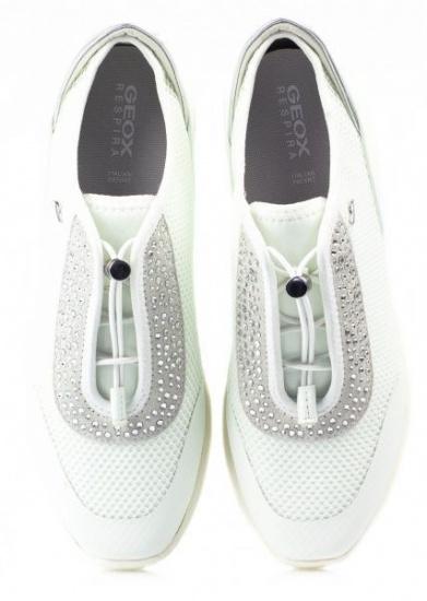 Кросівки  для жінок Geox D OPHIRA E - MESH+SYNT.PATENT. D621CE-01402-C1209 ціна взуття, 2017