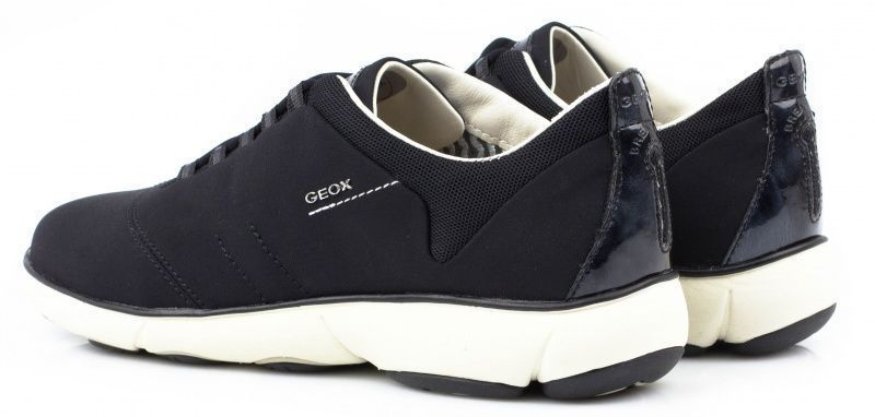 Кроссовки для женщин Geox NEBULA XW2841 примерка, 2017