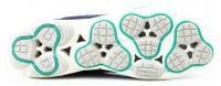 Кросівки  для жінок Geox D NEBULA C - TEXTILE+SUEDE D621EC-01122-C4002 замовити, 2017