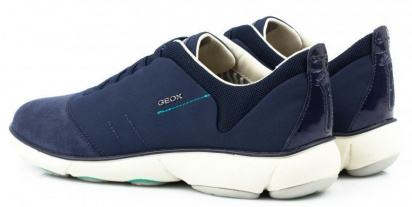 Кросівки  для жінок Geox D NEBULA C - TEXTILE+SUEDE D621EC-01122-C4002 фото, купити, 2017
