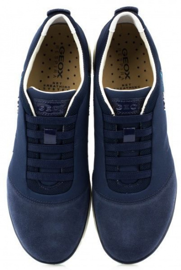 Кросівки  для жінок Geox D NEBULA C - TEXTILE+SUEDE D621EC-01122-C4002 продаж, 2017