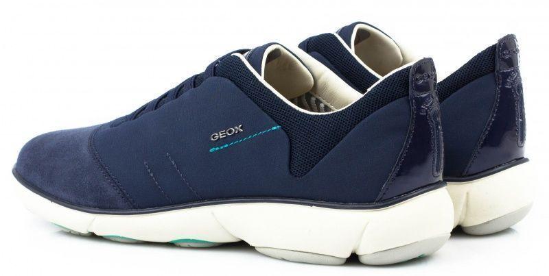 Кроссовки для женщин Geox D NEBULA C - TEXTILE+SUEDE XW2844 брендовая обувь, 2017