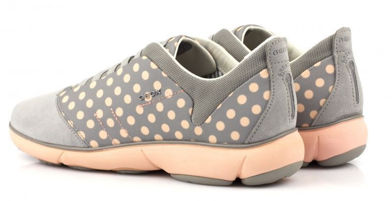 Geox Кроссовки  модель XW2846 размерная сетка обуви, 2017