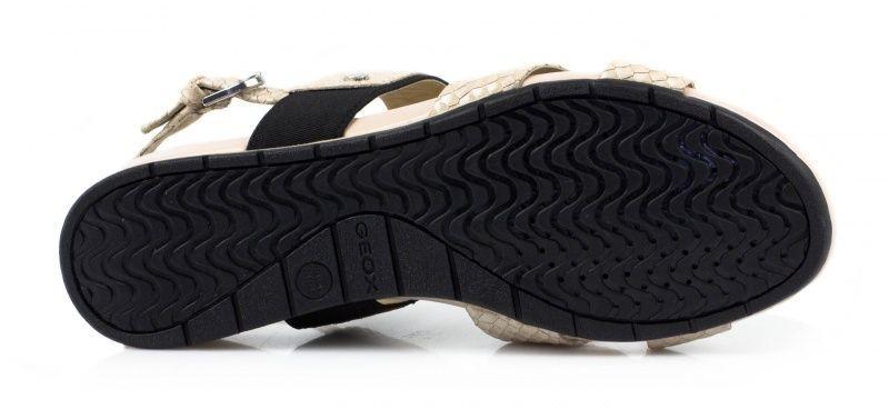 Босоножки женские Geox FORMOSA XW2849 размерная сетка обуви, 2017