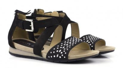 Босоніжки  для жінок Geox FORMOSA D6293D-0LTSD-C9999 ціна взуття, 2017