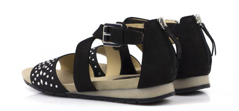 Босоножки женские Geox FORMOSA XW2855 размерная сетка обуви, 2017