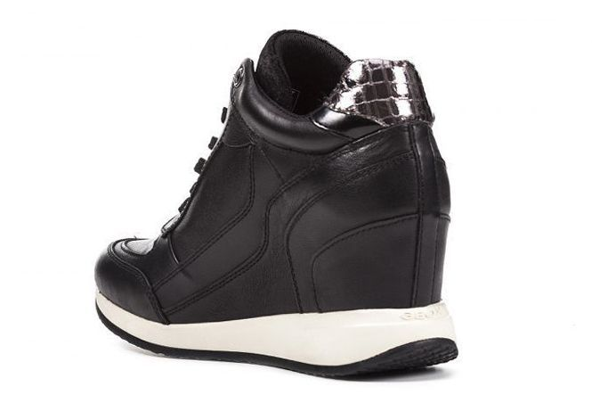 Ботинки для женщин Geox D NYDAME XW2937 купить обувь, 2017