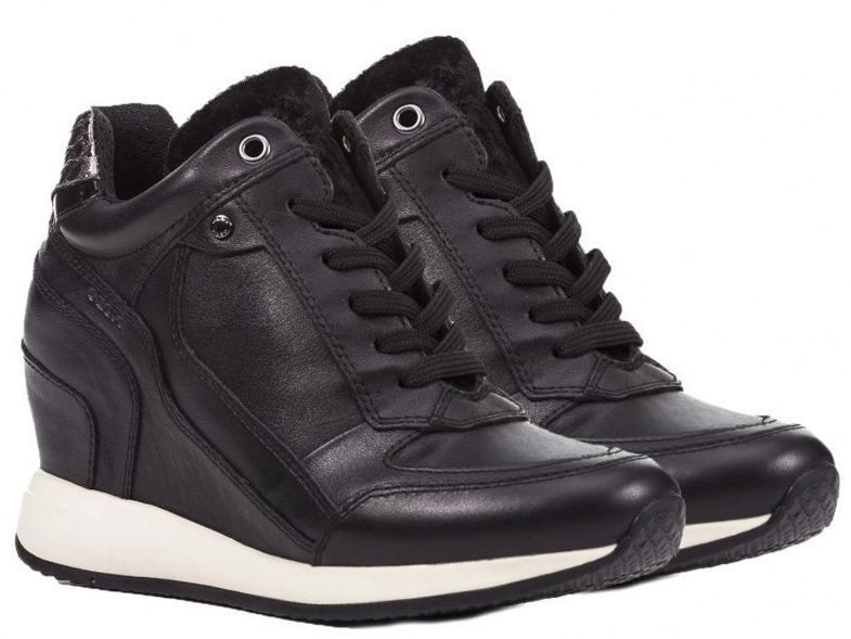 Ботинки для женщин Geox D NYDAME XW2937 размеры обуви, 2017